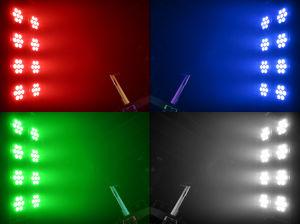 56X10W Quad Color 4in1 LED Blinder Light