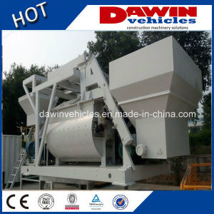 2015 Hot Selling Twin Shaft Concrete Mixer Buy Bi Shaft Concrete Mixer, Two Shaft Concrete Mixer, Volumetric Concrete Mixer Product pictures & photos