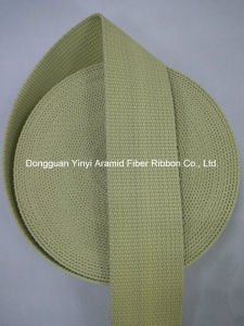 45mm Skidproof Aramid Fiber Webbing for Safety Protection Belt pictures & photos