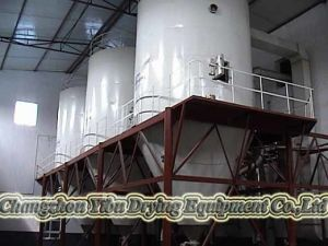 Coffee Powder Pressure Spray Drying Machine pictures & photos