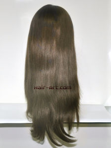 "100% Virgin European Hair Sheitels Kosher Wigs-22"" pictures & photos"