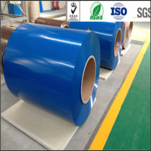 0.30-0.55mm Decorative Color Coated Aluminum Coil pictures & photos