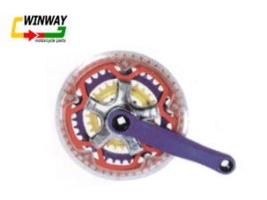 High Quality Bicycle Parts Chainwheel Crank Colourful pictures & photos