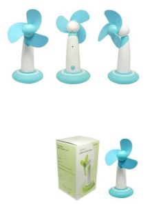 TSD365A USB Hub Mini Fan