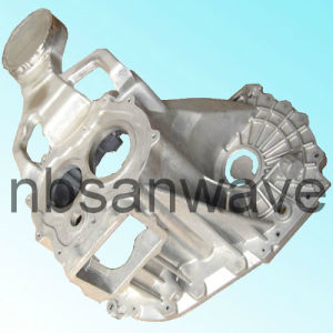 Aluminum Die Cast Components Gearbox Case--