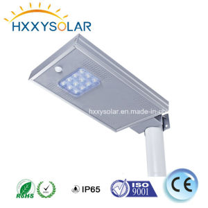 Factory Outdoor 6W-120W All in One Integrated LED Solar Street Light with CCTV Camera pictures & photos