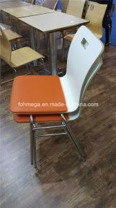 PU Leather Bentwood Dining Chair (FOH-RCS4) pictures & photos