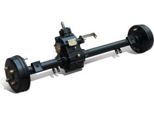 Tricycle Spare Parts Rear Axle Extra Power pictures & photos