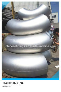 Long Radius Stainless Steel Elbow with One Welding Seam pictures & photos