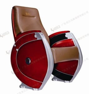 Special Top Grade New Simple PU Auditorium Chairs From Hongji Seating Hj9918 pictures & photos