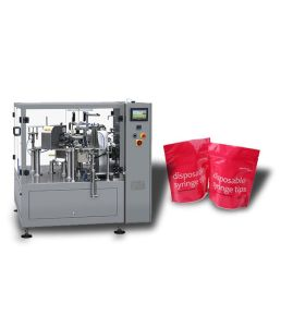Ce Certificated Doypack Pre-Made Pouch Packing Machine pictures & photos