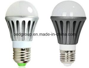 High Quality Light LED Bulb LED Globe 5W E27 B22 pictures & photos