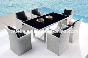 Model Rattan Garden Outdoor Wicker Sofa pictures & photos