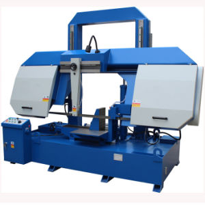 Double Column Horizontal Metal Cutting Band Sawing Machine (GH4280) pictures & photos