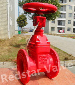Sluice Gate Valve with Signal pictures & photos