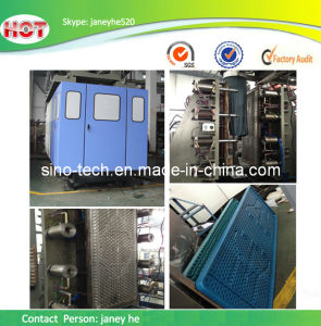 HDPE Plastic Hollow Panel Extrusion Blow Molding Machine pictures & photos