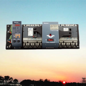 MCCB Based External Controller Automatic Transfer Switch (JATSNB-630A 4P) pictures & photos