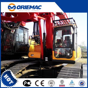 Sany Rotary Drilling Rig Sr155c10 155kn. M with Mitsubishi Engine pictures & photos