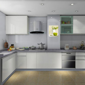 Brun Kitchen Cabinet