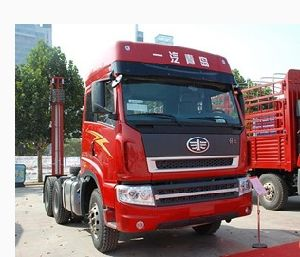 Jiefang FAW 380HP Tractor Truck, FAW Heavy Truck (CA4322P2K15T1YA80) pictures & photos