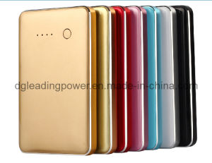 8000mAh Portable Business Card Ultra-Thin Power Bank (LD-004)