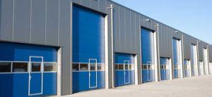 Aluminum Industrial Roller Door for Factory pictures & photos