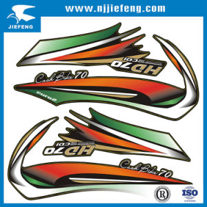 Customized Car E-Bike Motorbike Sticker Decal pictures & photos