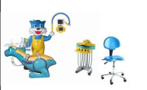 Dental Equipment of Dental Chair for Children pictures & photos