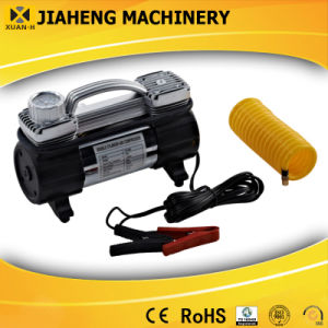 Double Cylinder Mini Metal 12V Air Compressor for Car and Auto