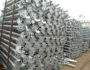 Professional Manufacturer of Galvanized and Power Coated Steel Ground Anchor pictures & photos