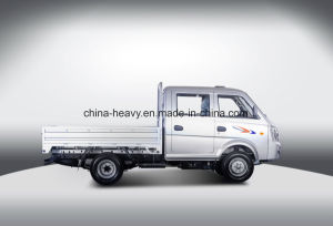 No. 1 Cheapest Rhd/LHD 78 HP 1.2L Double Cabine Mini /Small/Cargo Lorry Truck pictures & photos