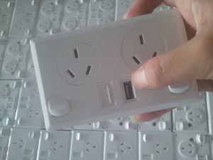 Dual USB Socket Australia USB Wall Socket