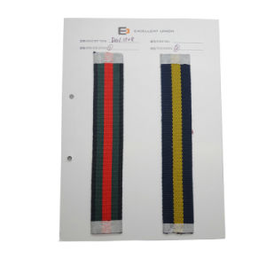 Mens Fashion Webbing Belt Material (EUCL1508) pictures & photos