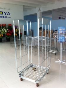 Logistic Trolley Roll Cage for Goods Transportation or Storage pictures & photos