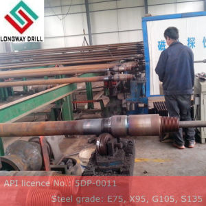 3.5′′ API Standard Drill Pipe (oil well drilling)
