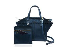 Women Shoulder Crossbody Leather Handbag Purse Tote Bag pictures & photos