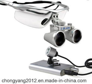 Dental Surgical Loupes with Headlight pictures & photos
