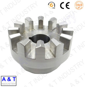 Customized Machined Aluminum /Brass/Stainless Steel/Central Machinery Parts pictures & photos