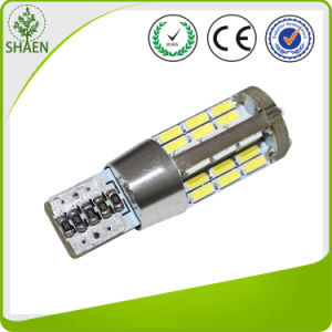 T10 LED Car Light 12V 11W 350lm White Yellow Red Green pictures & photos