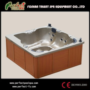Hot Design Talent Jacuzzi SPA Bathtub with CE Certification