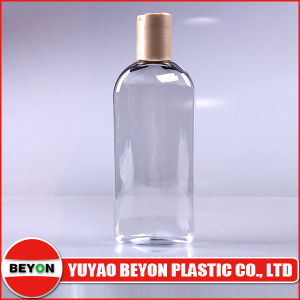 280ml Plastic Oval Bottle with SGS Certification (ZY01-A019) pictures & photos