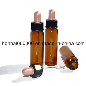 15ml Amber Tubular Glass Vial pictures & photos