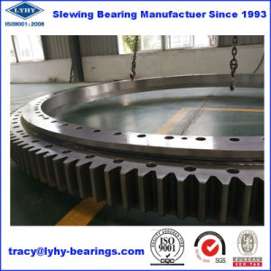 4.4m External Gear Slewing Bearing pictures & photos