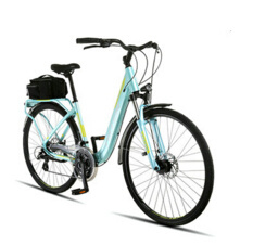 24 Inch Aluminum Alloy Light Weight Alloy City Bike pictures & photos