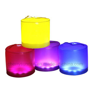 Inflatable Solar Lantern for Camping, Boat, Patio, Pool Parties, Backpacking pictures & photos