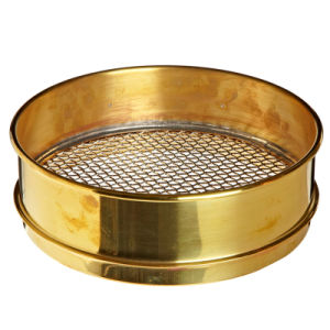 Perforated/Woven Test Sieves for Construction Industries and Research Lab - 10, 20, 30, 40, 50 Microns pictures & photos
