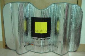 Summer Gifts 130*60cm Aluminum Foil Car Sunshade pictures & photos