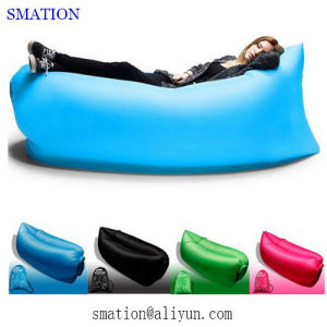 Folded Air Chesterfield Outdoor Childs Inflatable Chair Sofas Bed Camping Couches pictures & photos
