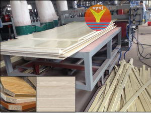 Plastic Furniture/Fitment Plate Production Line pictures & photos