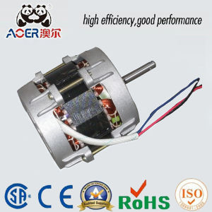 AC Single Phase Asynchronous Small Powerful Electric Motors 190W pictures & photos